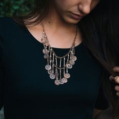 Desert Rose Necklace/ Nectar Clothing