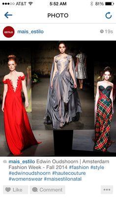 Love the plaid dress