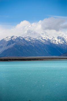 Voyage en Nouvelle-Zélande: Itinéraire sur 3 semaines | On met les voiles | Blog voyage Blog Voyage, Places To Go, Mountains, Nature, Travel, Google, New Zealand, Interactive Map, France Travel