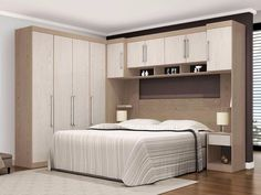 Related image foreigners in 2019 спальня, светлая спальня, столярные работы Wardrobe Design Bedroom, Bedroom Cupboard Designs, Bedroom Bed Design, Bedroom Cupboards, Bedroom Furniture Design, Bedroom Loft, Home Decor Bedroom, Interior Design Living Room, Small Master Bedroom