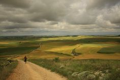 Retrace the steps of countless medieval (and modern) pilgrims over 900 km of the Camino de Santiago.  Castilla y León, Spain. #JetsetterCurator