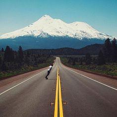 Mount Shasta, California Photography by @dansmoe