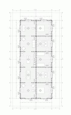 Image 18 of 24 from gallery of Meri House / Pezo Von Ellrichshausen. Photograph by Pezo von Ellrichshausen Architecture Drawings, Architecture Plan, Residential Architecture, Pezo Von Ellrichshausen, Plan Sketch, Architecture Presentation Board, Plan Drawing, Drawing Style, Site Plans