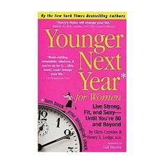 Younger Next Year for Women (Reprint) (Paperback)