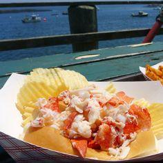 Five Islands Lobster Co., Georgetown, Maine - The Best Lobster Rolls in America - Coastal Living