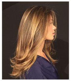 Honey Blonde Hair Color, Honey Brown Hair, Hair Color Caramel, Brown Blonde Hair, Hair Color Highlights, Light Brown Hair, Blonde Color, Brunette Hair, Caramel Hair With Blonde Highlights