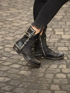 Lucas Lace Up Boot from Free People!