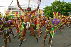 Antigua's summer carnival well its just one massive celebration! Come and join us for 2013 carnival and find out more at www.visitantiguabarbuda.com