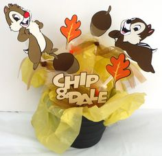 Mickey Mouse Clubhouse Chip and Dale Themed by ScrapsToRemember, $9.75