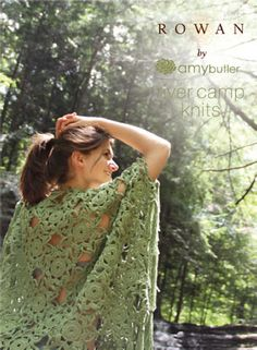 River Camp Knits from Rowan Yarns ZK36 Amy Butler Knitting Patterns | English Yarns Online Store