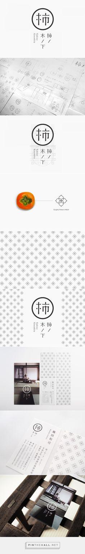 Kakino-Kinoshita/VI design on Behance - created via http://pinthemall.net