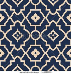 Stock Images similar to ID 270691463 - geometric pattern seamless...