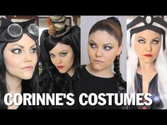 8 Easy Costumes for Badass Ladies, Corinne's Costume Closet....how to make madhatter hat