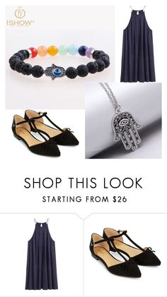 """""""ISHOW Energy bracelet set, ISHOW, Share with the world!"""" by ishowyoushowhy on Polyvore featuring Accessorize"""
