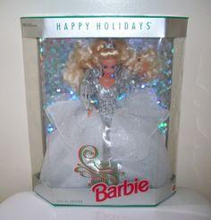 1992 Holiday Barbie