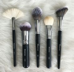 Christmas Present Pleeeease! Morphe Brushes-M310, M439, E3, M523 and E4