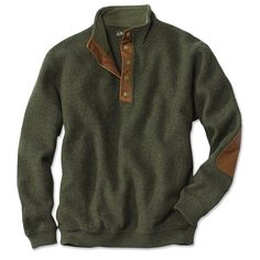 Great sweater - love the elbow patches