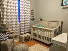 raves + revelations: Baby Farrell's Nursery Reveal!