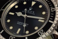 Rolex Submariner 5513 R series mint
