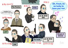 The Many Killer Roles of Michael Emerson by ~eabevella on deviantART