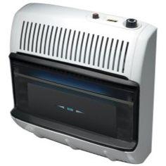 Vent Free Propane Garage Heater, 30,000 BTU/Hr. tool & industrial. NEW. Mr. Heater, Inc. MRHF255839.