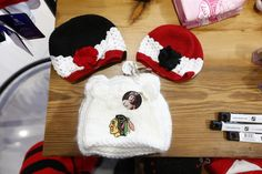 Check out our selection of hats for our tiniest fans! #Blackhawks