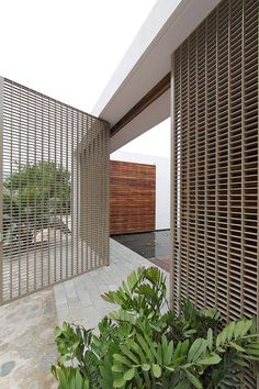 Great, Almare by Elías Rizo Arquitecto located in Vallarta, Jalisco, masterpiece artitecture architecture environments Front Gates, Entrance Gates, Gate Design, House Design, Exterior Design, Interior And Exterior, Architecture Design, Installation Architecture, Building Architecture