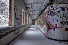 Abandoned Brach's candy factory in Chicago, Illinois, showing new perspectives on beauty Candy Factory, Urban Exploration, Factories, Chicago Illinois, New Perspective, Life Is Beautiful, Urban Decay, Abandoned, Sad