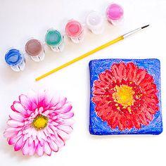Handmade Tiles (via Parents.com)
