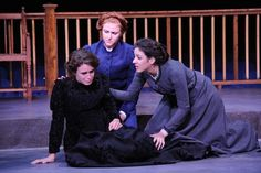 Three Sisters Moves Audiences, Literally, at the New Miami Theater Center - Cultist