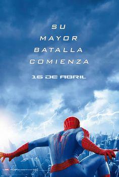 Crítica de The Amazing Spider-Man 2: El poder de Electro (Valoración 2 sobre 5)