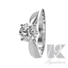 - Part of the 19K Bridal Signature Series - Hand crafted round brilliant cut 19K engagement ring - Uses the latest gold smith technology - Meticulous craftsmanship and attention to detail - Manufacturing processing time for FERI MOSH 19K Bridal Signature Series is 4-6 weeks  Invest with confidence in FERI MOSH 19K Bridal Signature Series.