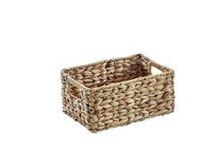 Mand rotan M Wicker Baskets, Home Decor, Decoration Home, Room Decor, Home Interior Design, Home Decoration, Woven Baskets, Interior Design