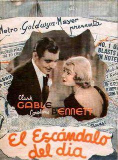 El Escándalo del Día (1935) VOSE