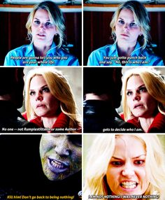 Emma Swan fighting for herself. Emma edit. Emma quotes
