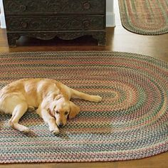 American Traditions Braided Oval Rugs   Jcpenney