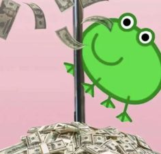 Frog Pictures, Funny Profile Pictures, Reaction Pictures, Funny Pictures, Stupid Funny Memes, Funny Relatable Memes, Babar Dessin Animé, Sapo Meme, Memes Lindos
