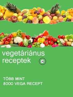 vegetáriánus ételek Spagetti, Vodka, Vegetarian, Vegan, Vegetables, Recipes, Food, Essen, Eten