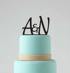Design Your Own Monogram Cake Topper : Design your own monogram cake topper We re getting ...
