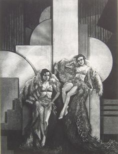 """The Dodge Sisters, Betty and Beth were American born dancers and cabaret stars, working from c. 1925 until 1930. The beginning of the end of the partnership seem to have been the marriage of Beth to Clarence Stroud in 1930. He was one half of another Vaudeville dancing twins; """"The Stroud Brothers"""". Weirdly his brother Claude had recently divorced from Thelma White, another twin."""