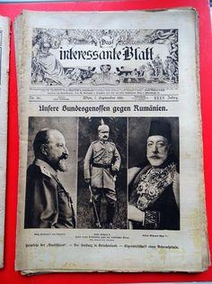 Militaria k. Kaiser Wilhelm, Magazine, History, Cover, Books, Ebay, Art, Magazines, Livros