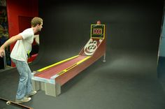 12 Incredible 3D Chalk Illustrations That'll Kick You Right In The Nostalgia - Skee Ball by Chris Carlson