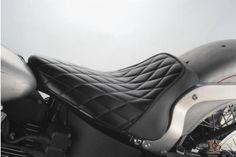 Kustom Store Motorcycles: Atelier KS: Softail vermeil: une merveille!