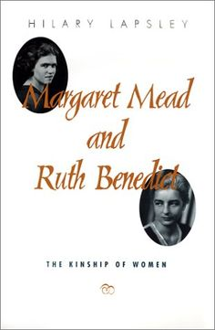 Margaret Mead and Ruth Benedict: The Kinship of Women by Hilary Lapsley http://www.amazon.com/dp/155849295X/ref=cm_sw_r_pi_dp_0Przvb1XNVEKM