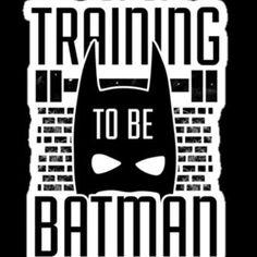 I am Batman! ;) lol