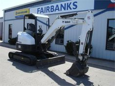 Used 2012 #Bobcat E35 #Excavator available at HiFimMchinery.Com. This Bobcat e35 Excavator is well maintained and it's all parts are working very well. If you interested to buy then contact the Dealer on (701)356-0130. More information available at http://www.hifimachinery.com/used-machinery/2012/excavator/bobcat/e35/3583/