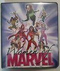 2008 Women of Marvel Master Set Base  Swimsuit  Embrace  Autograph  Promo