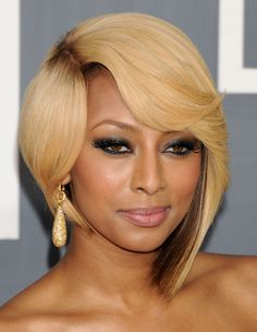 keri hilson hairstyles - Bing Images, if only you knew, that's a wig. Still pretty.
