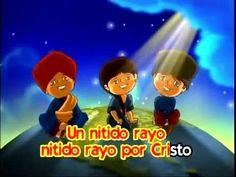 LOS NIÑOS SON DE CRISTO.