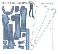 Barbie -Jeans